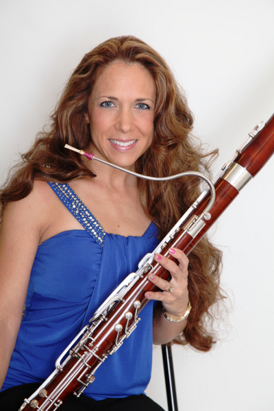 Kimberly Buchar, bassoon